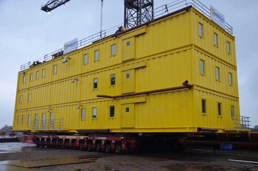 Hoogvliet Offshore Dolwin Alpha LQ24p