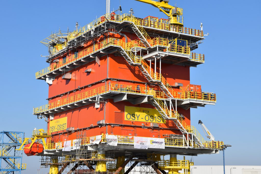 Hoogvliet Offshore Elia OSY MOG